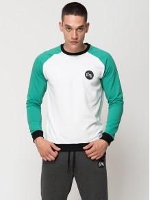 Cotton Sweatshirt -...