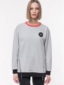 Sweatshirt/Tunic - Melange