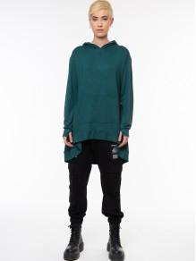 Hoodie Dress/Sweatshirt -...