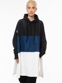Bat Sweatshirt - Black/White