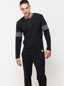 Cotton Pyjama - Black